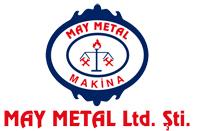 May Metal Shrink Ambalaj Paketleme Makinası