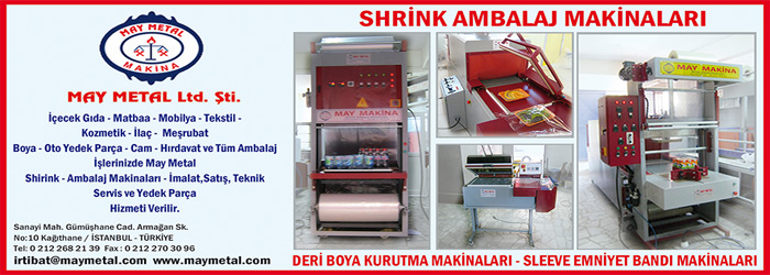 Gıda Ambalaj Paketleme Makinası