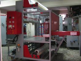 Yandan Besleme Tam Otomatik Strafor EPS Shrink Ambalaj Paketleme Makinesi