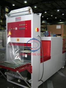 40x60 Shrink Ambalaj Paketleme Makinası