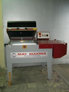 Capped Type L Cutting Shrink Package Packaging Machine ( PVC POLIOLEFIN )