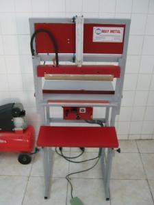 Torba ve Poşet Ağzı Kapama Makinası