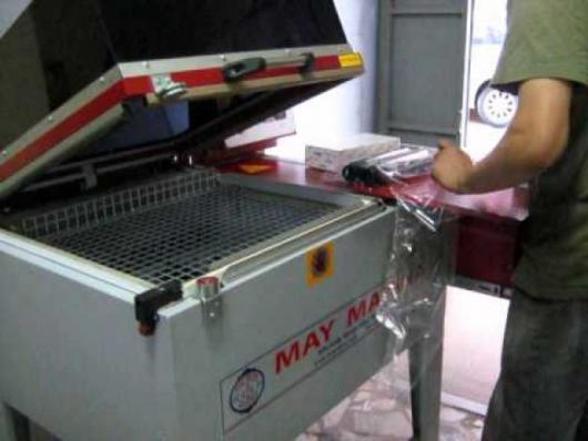Kapaklı Tip L Kesim shrink Ambalaj Paketleme Makinesi ( PVC POLIOLEFIN )