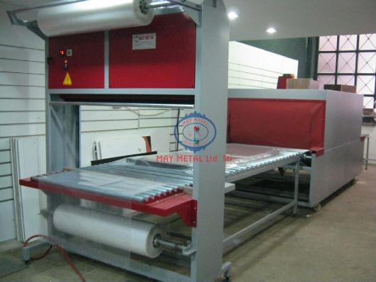140x40 Furniture Type Shrink Package Packaging Machine