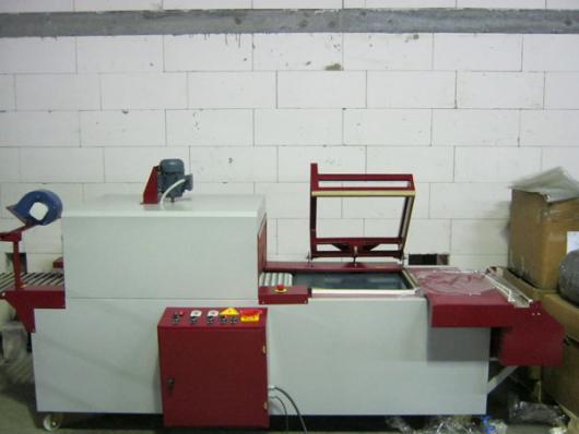 Ara Otomatikli L Kesim Tünelli ShrinkAmbalaj Paketleme Makinesi ( PVC POLIOLEFIN )