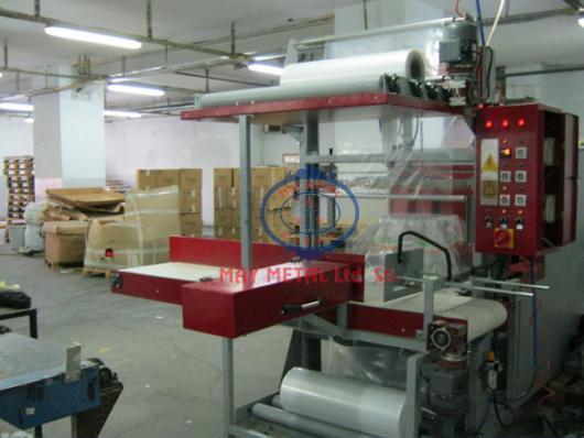 (8)  Yandan Besleme Tam Otomatik Shrink Makinası